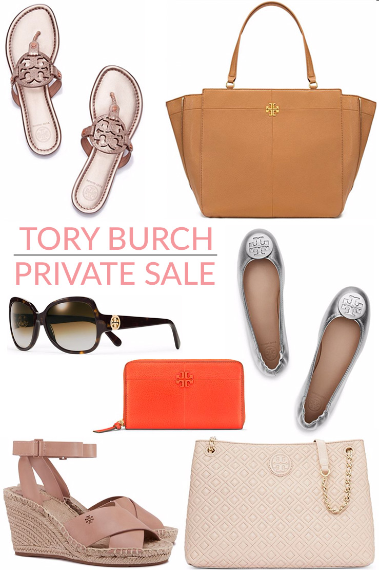 Tory Burch Private Sale: Up to 70% Off