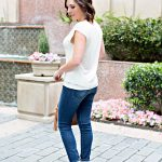 Casual Spring Outfit with Lucky Brand