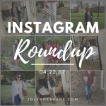 Instagram Roundup 04.22.17