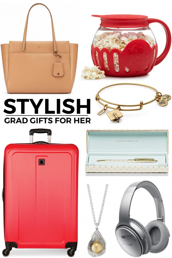 Stylish graduation gifts for her 2017 gift ideas for her