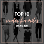 Top 10 Reader Favorites // Spring 2017
