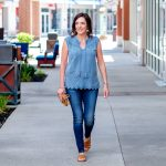 Blue on Blue with Lucky Brand