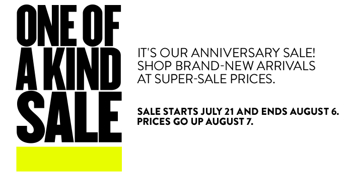 How to prepare for the nordstrom anniversary sale nsale