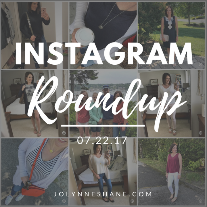 Instagram Roundup 07.22.17