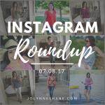 Instagram Roundup 07.08.17