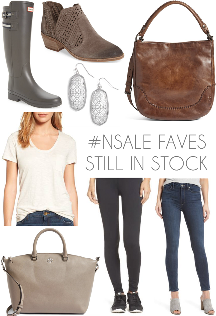 #NSale Favorites Still In Stock