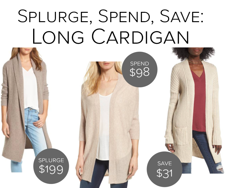 Splurge, Spend, Save: Nordstrom Anniversary Sale #NSale