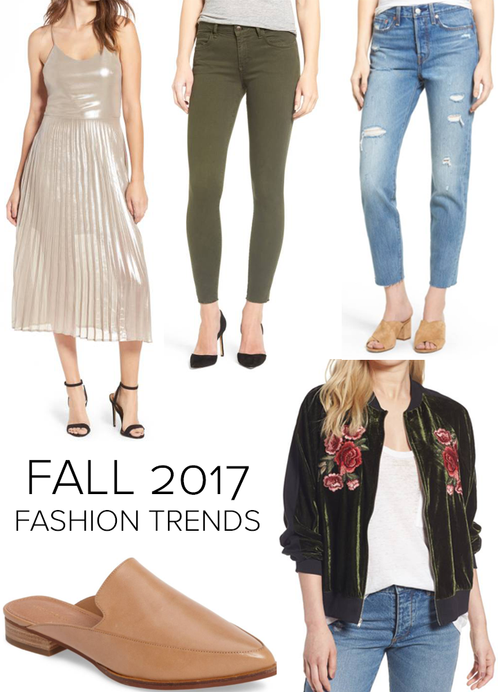 5 Trends to Consider Adding To Your Fall Wardrobe