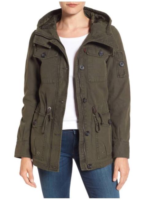 2017 Fall Wardrobe Essential: Utility Jacket