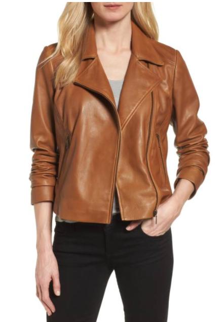 2017 Fall Wardrobe Essential: Moto Jacket