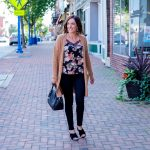 Fall Transition Outfit with Nordstrom