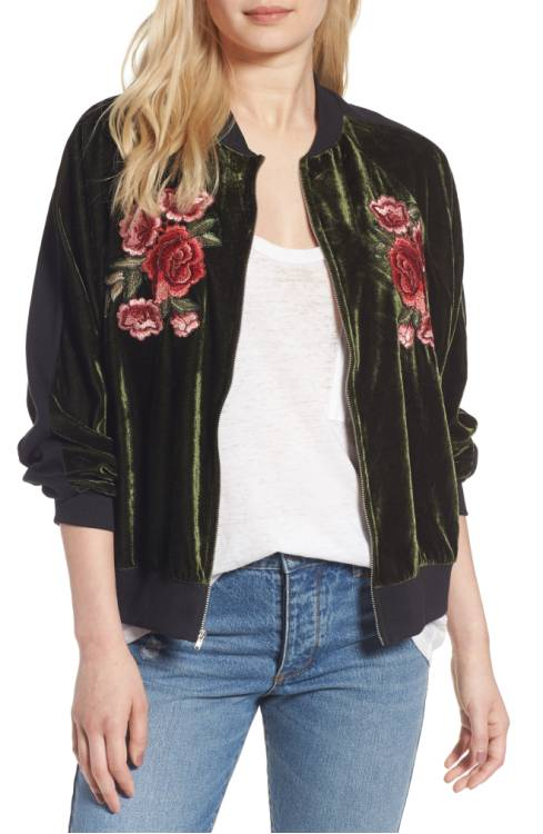 Fall 2017 Fashion Trends: Florals and Embroidered Accents
