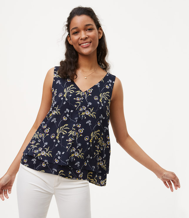 25 Tops to Ease the Transition from Summer to Fall #FashionFriday