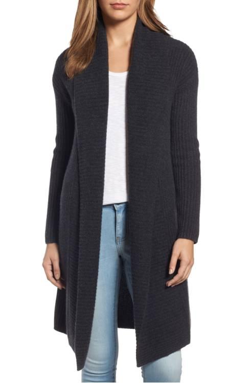 2017 Fall Wardrobe Essential: Cardigan Sweaters