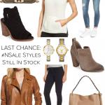 Last Chance: #NSale Styles Still In Stock